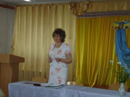 Розпочались звітування керівників навчальних закладів Гайсинського району